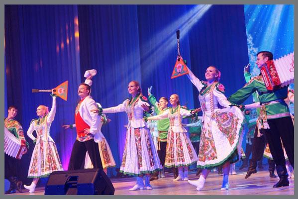 История Культурной столицы Красноярья